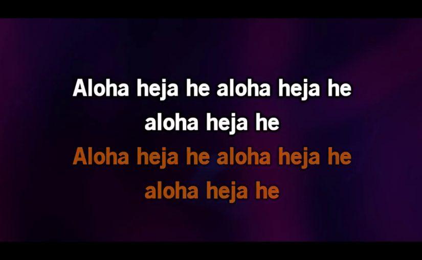 Aloha Heja He – Achim Reichel